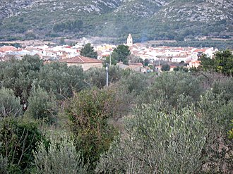 Benigembla - The town of Benigembla