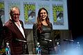 Elizabeth Olsen & James Spader SDCC 2014.jpg