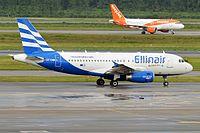SX-EMM - A319 - Ellinair