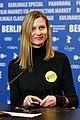 Elma Tataragić Press Conference Berlinale 2017.jpg