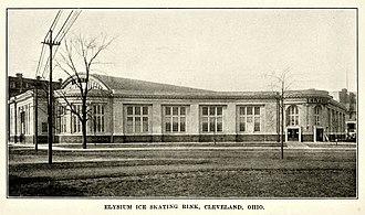 Elysium Arena - Elysium Arena c. 1908.