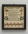 Embroidered Sampler made at the Female Association Quaker School MET DP224966.jpg