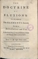 Emerson - Doctrine of fluxions, 1743 - 719535.tif