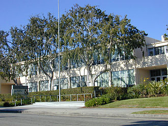 Benedict Canyon, Los Angeles - Emerson Middle School