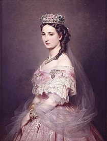 Empress Charlotte of Mexico (Hearst Castle).jpg