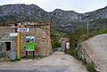 Entrada a Llombai, la Vall de Gallinera.JPG