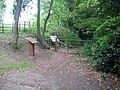 Entrance to Castle Eden Dene - geograph.org.uk - 1473174.jpg