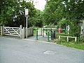 Entrance to Railway Walk - geograph.org.uk - 1030677.jpg