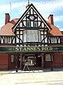 Entrance to St Annes pier, Lancashire - DSC07123.JPG