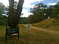 Entrance to Warburtons Bridge Camping Ground @ Castlemaine Diggings National Heritage Park - panoramio.jpg