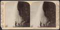 Entrance to the Cave of the Winds, Niagara Falls, U. S. A., by Barker, George, 1844-1894.png