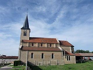 Épothémont Commune in Grand Est, France