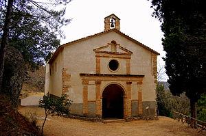 Santa Magdalena dUlldemolins - Viquipèdia, lenciclopèdia lliure
