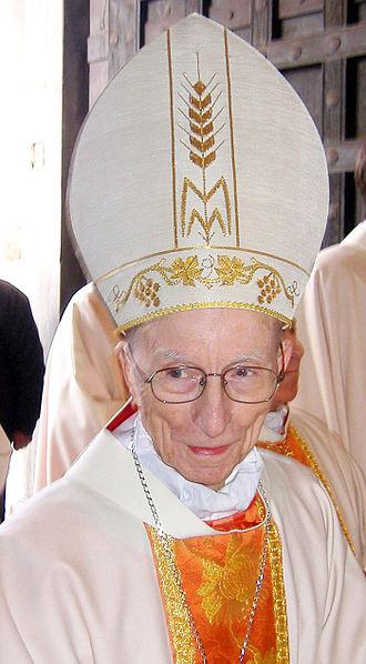 Ersilio Tonini - Image: Ersilio.Cardinal.Ton ini