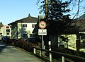 Eschen Liechtenstein Ortsbeginn auf Nebenstrasse (West).jpg