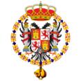 Escudo de armas de Felipe II 1565.png