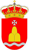 Official seal of Villafranca Montes de Oca