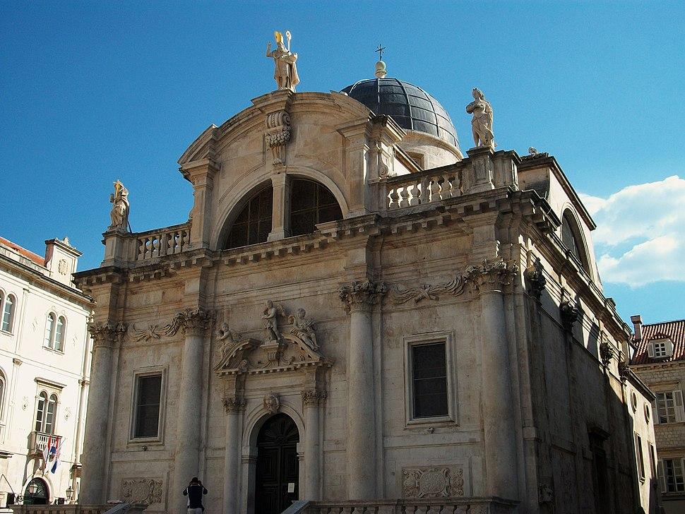 Església de Sant Blai de Dubrovnik