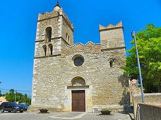 Fortià - Sant Julià and Santa Basilissa Church