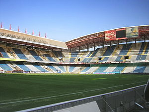 Das Estadio Municipal de Riazor