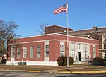 Eureka, Kansas, post office from SE 2.jpg