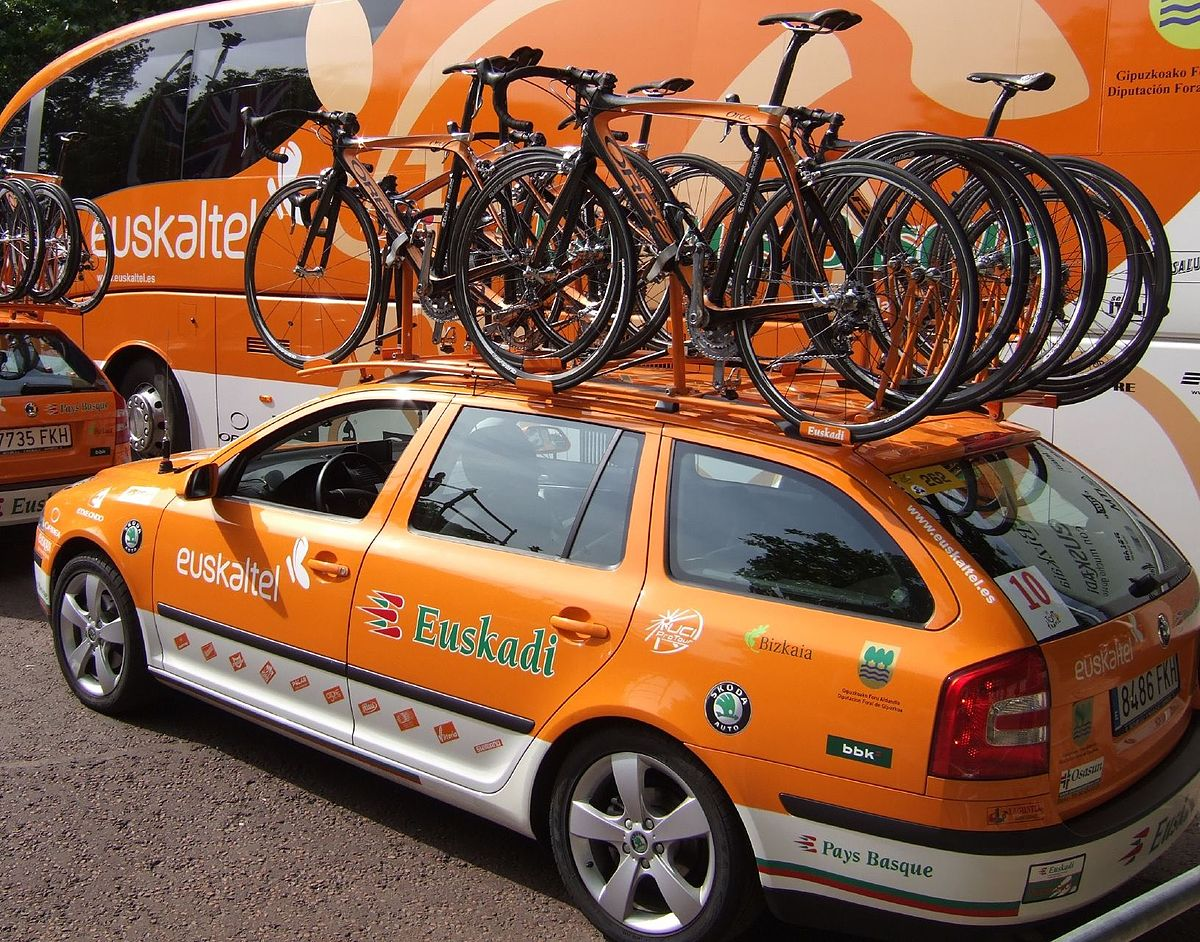 Cycling Team Cars For Sale