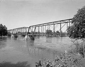 Eveland Bridge - Image: Eveland Bridge