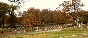 Evergreen Cemetery (Boston, Massachusetts) - Image: Evergreen Cemetery Boston MA 01