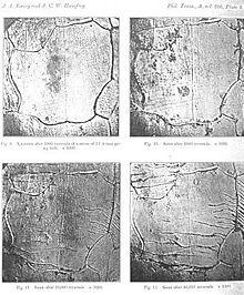 Fatigue (material) - Wikipedia