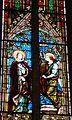 Excideuil église vitrail choeur (7).JPG