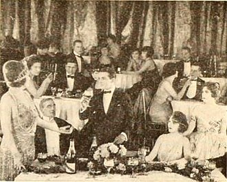 Experience (1921 film) - Image: Experience (1921) Youth encounters Pleasure Beauty & Wealth