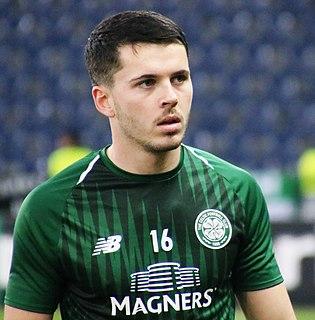 Lewis Morgan (footballer) Scottish association football player