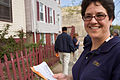 FEMA - 29719 - FEMA Community Relations field worker in New Jersey, photo.jpg