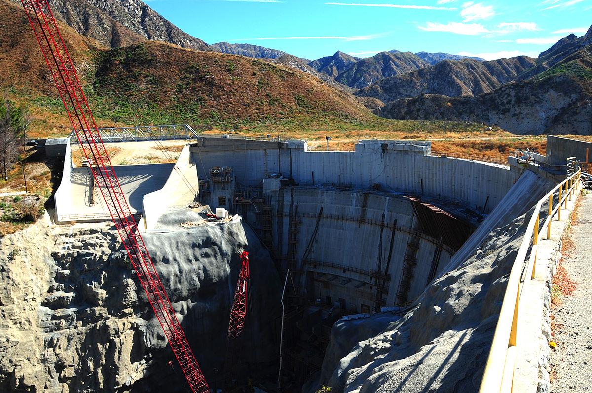 Big Tujunga Dam - Wikipedia