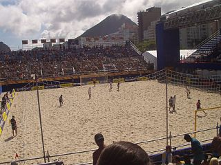 FIFA Beach Soccer World Cup Beach soccer tournament for national teams