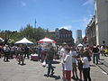 FQF13 Chartres St Jackson Square.JPG