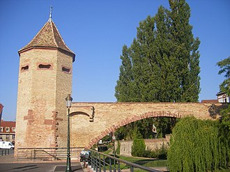 Haguenau - Fisher's gate