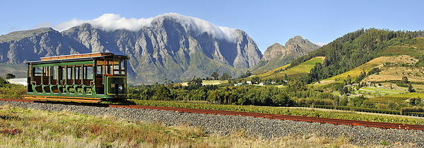 Franschhoek Branch Line Reinstated