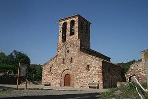 Castellnou de Bages - Saint Andrew Church
