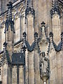 Facade of St. Vitus Cathedral - Prague Castle - Prague - Czech Republic.jpg
