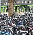 Fahrräder abstellen verboten - panoramio.jpg