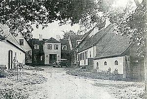 Fairyhill (Helsingør) - Fairyhill in the 1930s