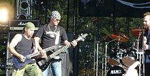 Falconer at the Wacken Open Air in 2007.