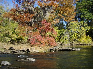 Coosa River River in the United States of America