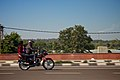 Family with a small child on the moped, India 2013-03-02.jpg