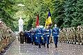 Farewell ceremony for cadet Vitalii Vilkhovyi 10.jpg