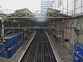 Farringdon station Thameslink high southbound.JPG