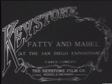 Fatty and Mabel at the San Diego Exposition 1915.jpg