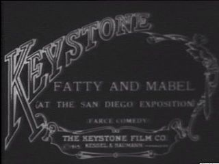 <i>Fatty and Mabel at the San Diego Exposition</i> 1915 film by Roscoe Arbuckle
