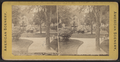 Fayette Park -- Fountain looking W. Syracuse, N.Y, from Robert N. Dennis collection of stereoscopic views.png